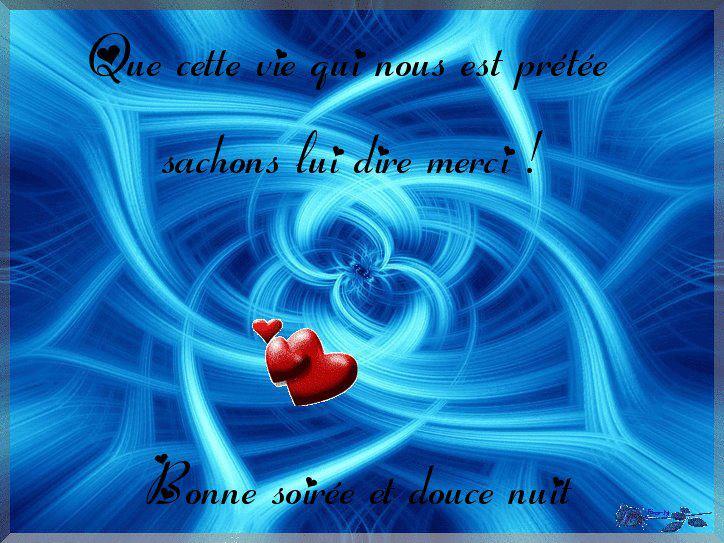 Très Une bonne soirée et nuit à toutes et tous !!! BB98